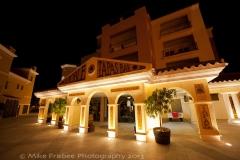El Roble Tapas Bar at La Torre Golf Resort, Murcia.