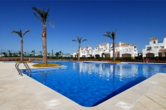 Swimming pool at La Torre Golf Resort, Murcia