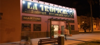 La Tropical tapas restaurant, Mar Menor Golf Resort 2, Murcia, Spain.