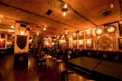 Mombasa Cafe bar at Mar Menor Golf Resort 2, Murcia, Spain.