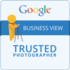 Google Maps Business View Trusted Photographer